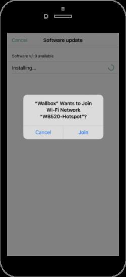 hotspot screen
