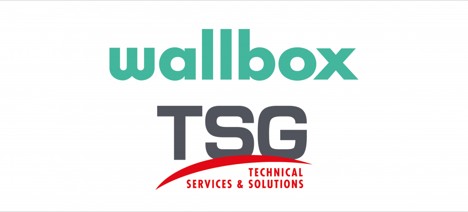 Wallbox TSG Logos