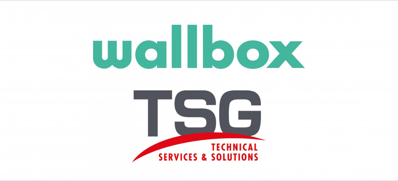 Wallbox TSG Logos